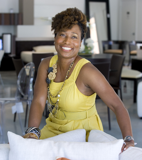 Nicole White, Owner of Nicole White Designs Interiors